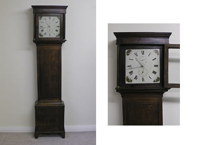 Longcase clock-maker anonymous